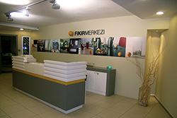 Ofis-Showroom Dekorasyon